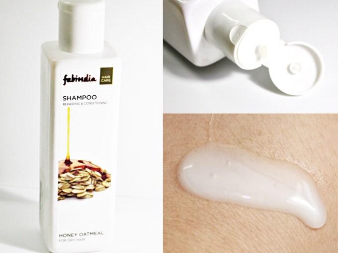 Fabindia Honey Oatmeal Shampoo Review MBF Blog