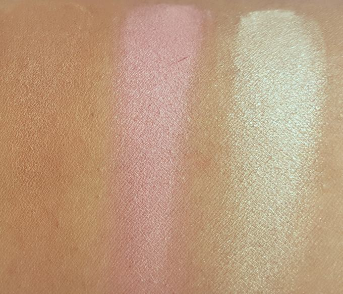Maybelline Face Studio Master Contour Palette Kit Review, Swatches on Medium Skin