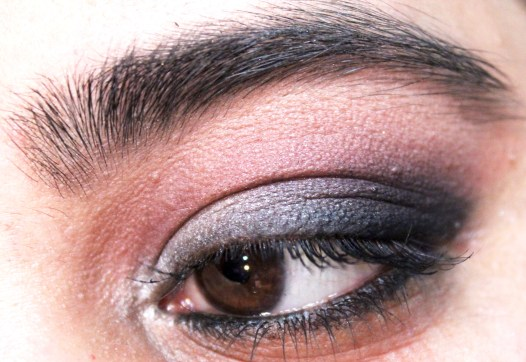 Too Faced Shadow Insurance Eyeshadow Primer Review, Swatches, Demo Smokey Eye Makeup