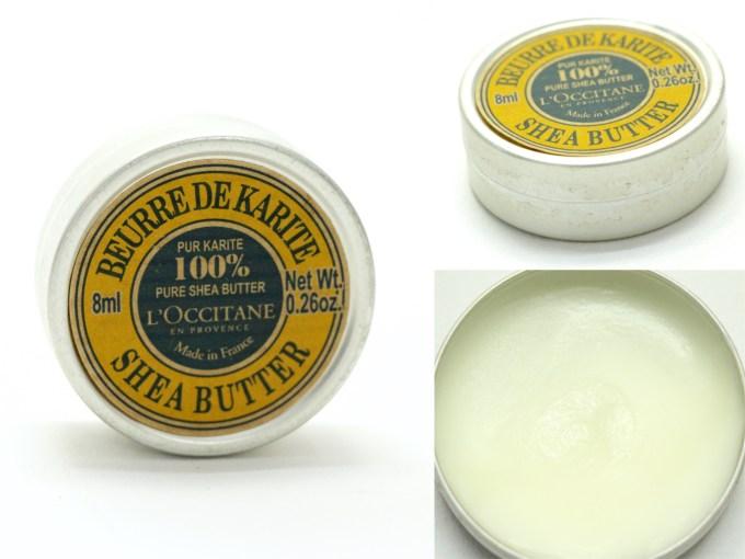 L'Occitane Pure Shea Butter Review MBF Blog