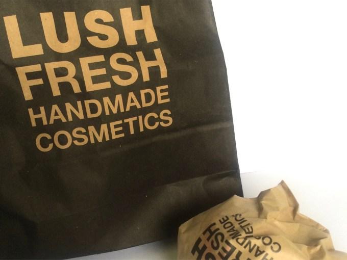LUSH Sex Bomb Bath Review, Demo