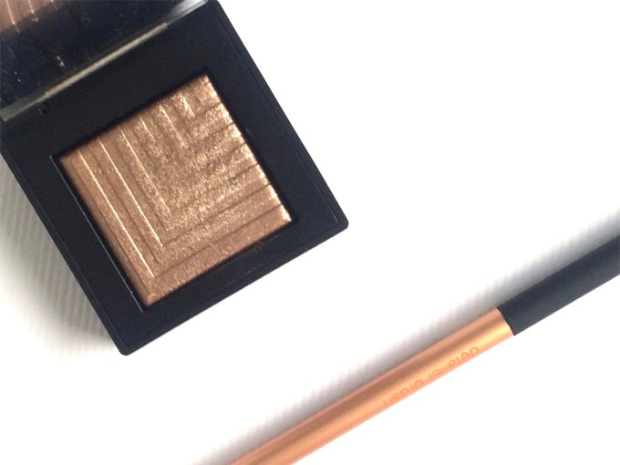 NARS Himalia Dual Intensity Eyeshadow Review, Swatches blog MBF