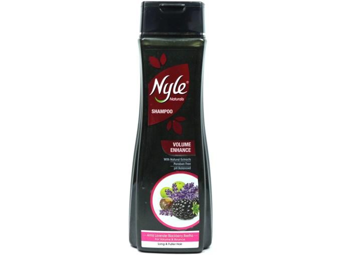 Nyle Naturals Volume Enhance Shampoo Review