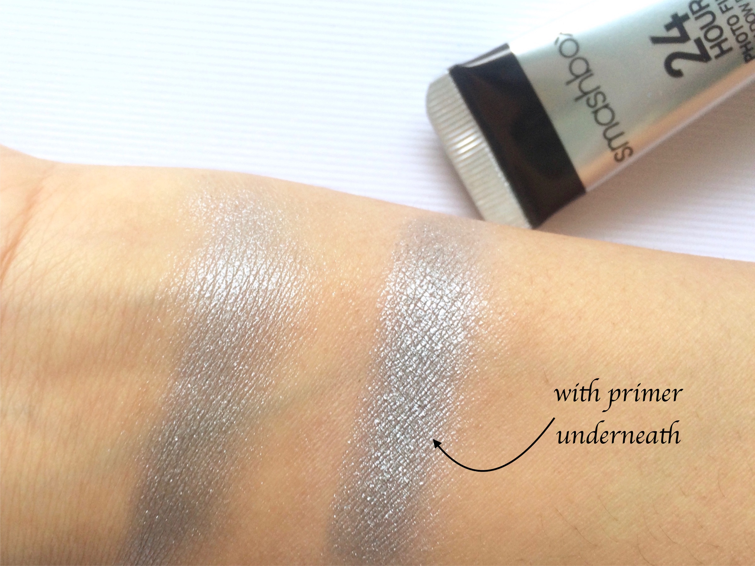 24 Hour Photo Finish Shadow Primer by Smashbox #4