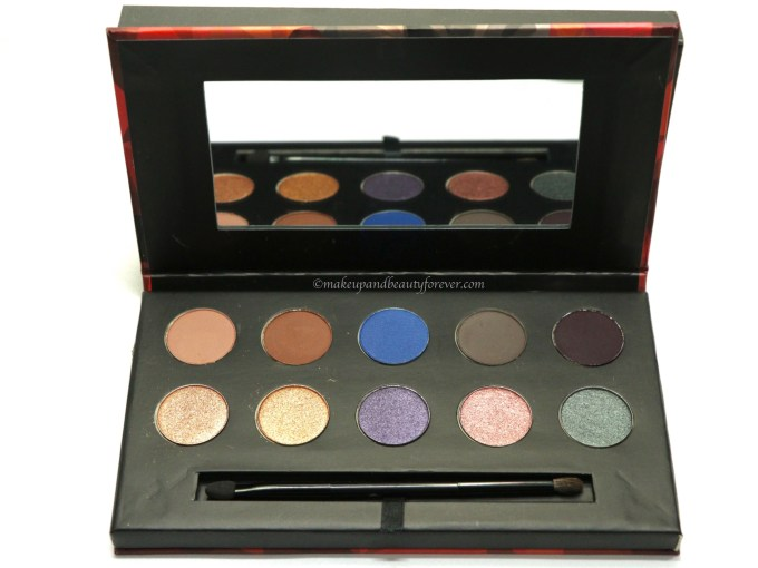 Sugar Blend The Rules Eyeshadow Palette Firework 02 Review, Swatches MBF Blog