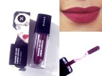 Sugar Smudge Me Not Liquid Lipstick Fiery Berry 17 Review, Swatches