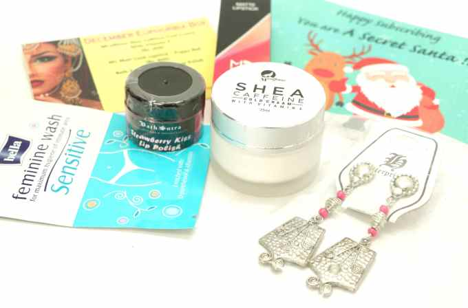 Euphorbia box - India's Most Affordable Beauty Box subscription