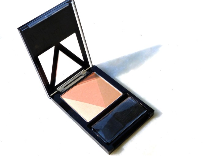 Maybelline Face Studio Contouring Blush Brown Review, Swatches