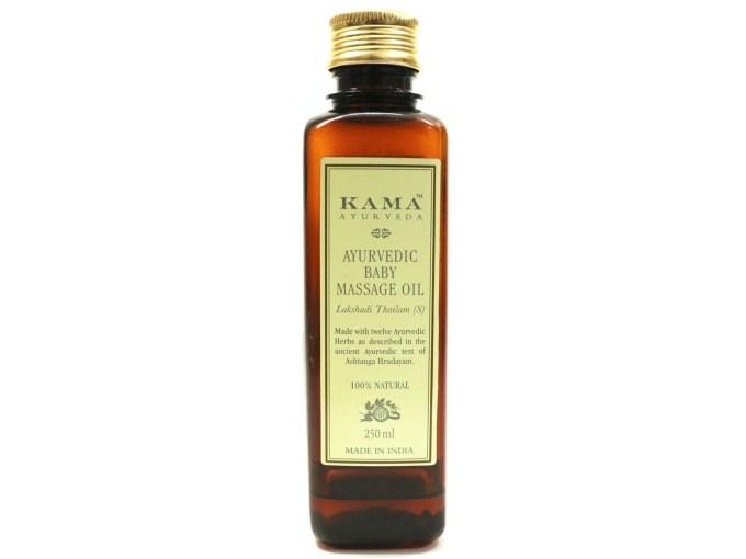 Kama Ayurveda Ayurvedic Baby Massage Oil Lakshadi Thailam Review