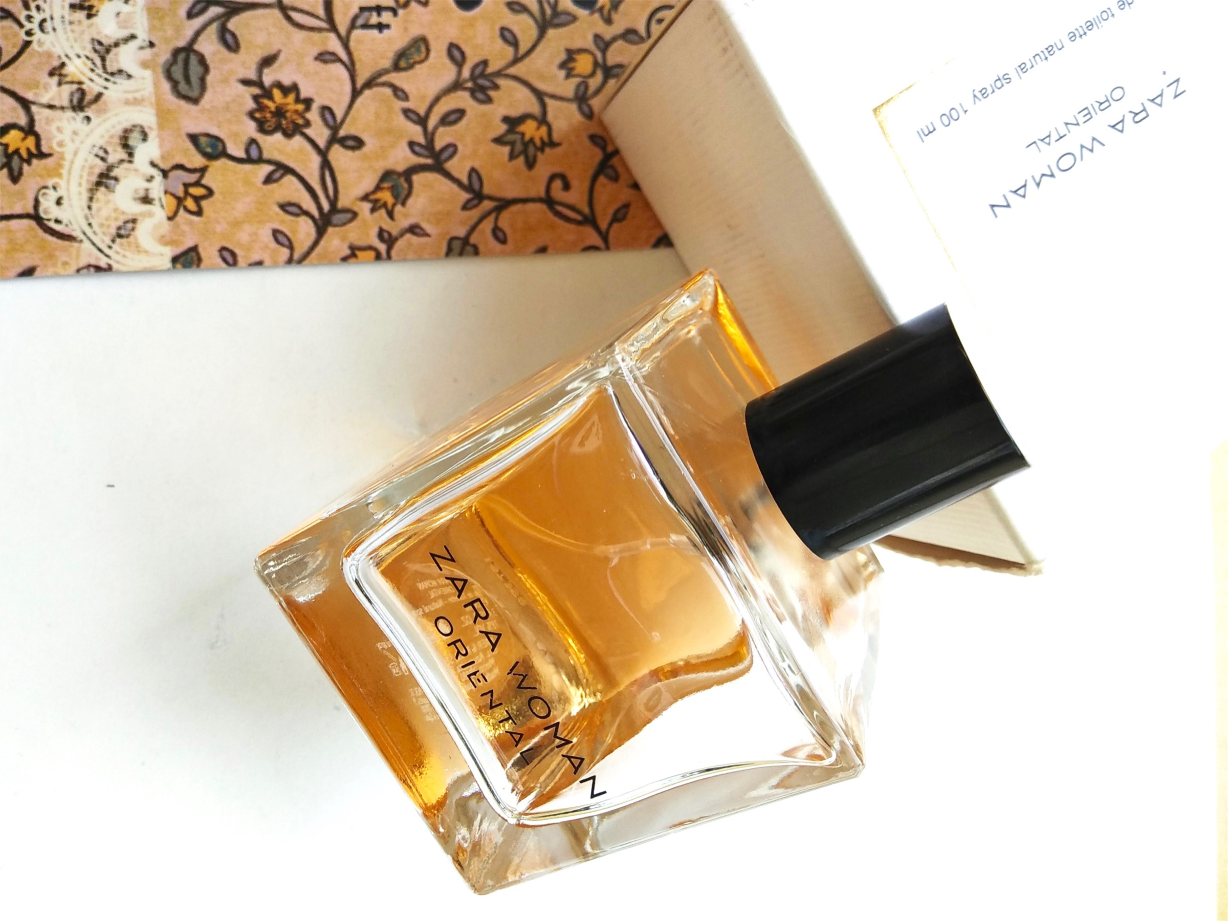 Zara Woman Oriental Eau De Toilette Review