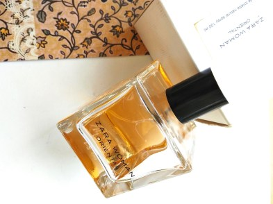 Zara Woman Floral Eau De Toilette Review