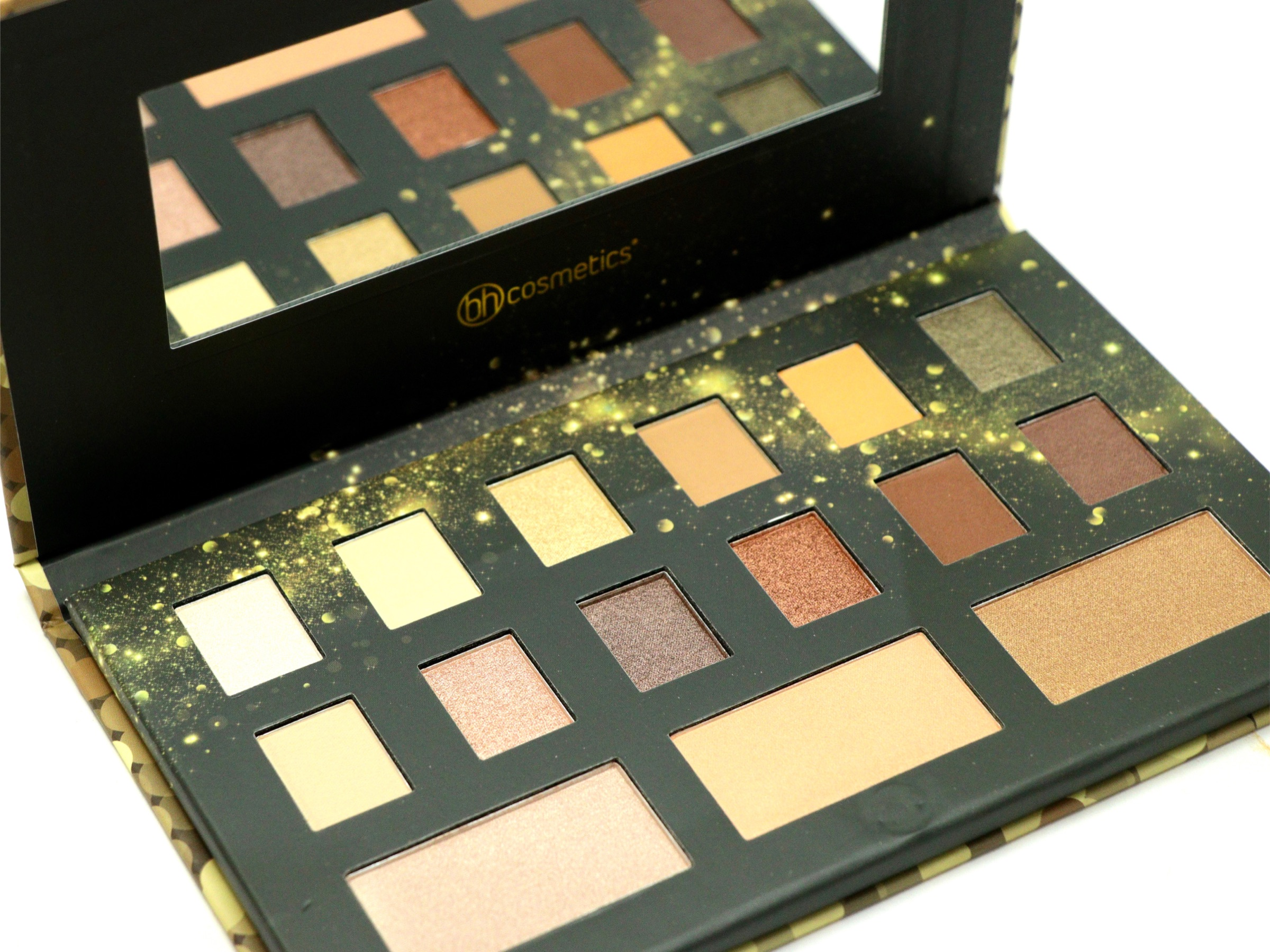 9dd65755e2c BH Cosmetics Gold Rush Eye and Cheek Palette Review