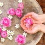 skin benefits of rose water
