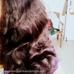 dharu's hair story