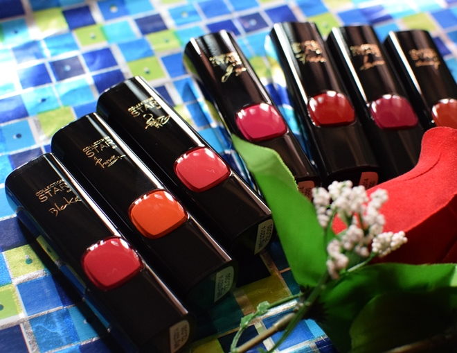 loreal paris pure reds lipsticks india