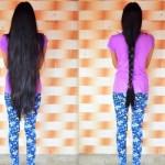 six months hair growth update