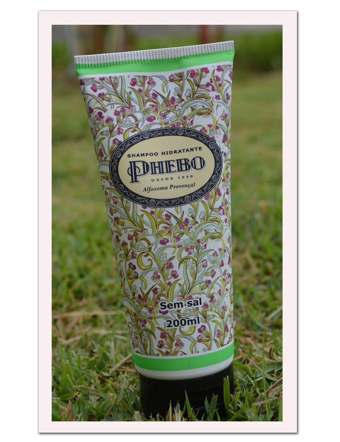 Shampoo Hidratante Alfazema Provençal – Phebo