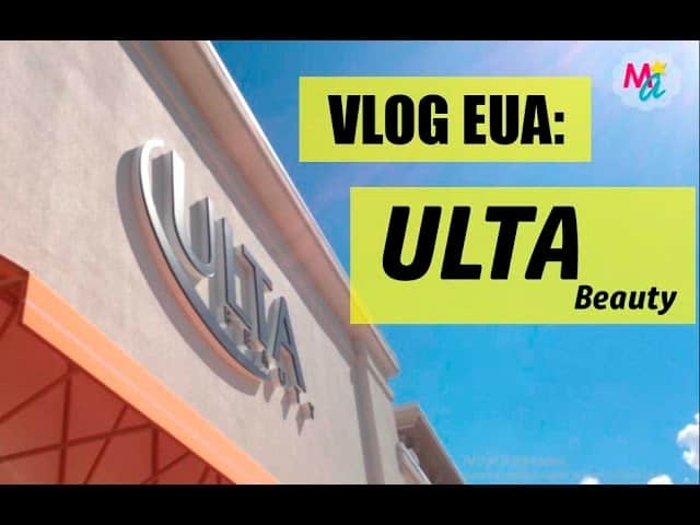 VLOG EUA: Maquiagens cruelty free na Ulta