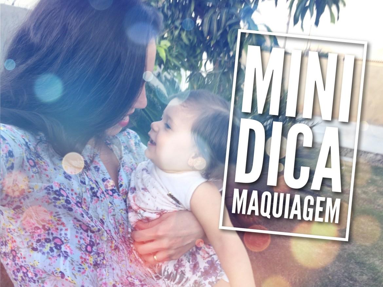 Mini Dica: Delineador de olhos Cruelty Free e Vegano