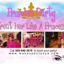 The PRINCESS PARTIES are BACK!!!