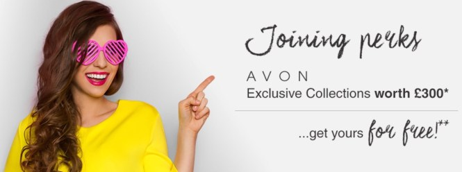 Avon £300 Free Product Pack