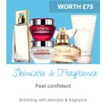 Avon Skin Care and Fragrance Pack