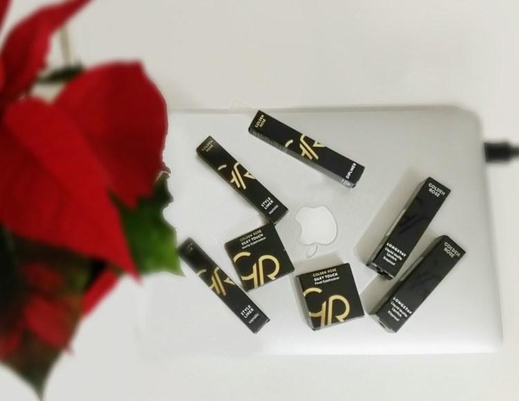 golden rose makeup 1