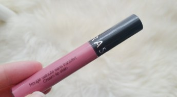 sephora lip stain Pink Souffle