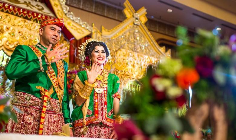 Rias Pengantin Murah & Makeup Wedding di Makassar