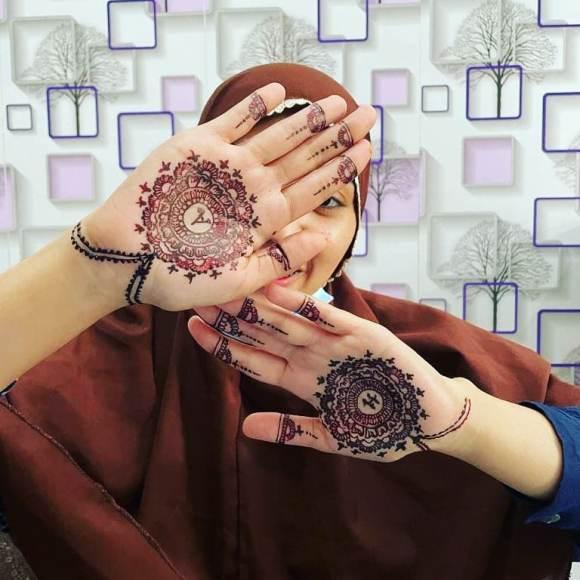ASTRID Henna Makassar