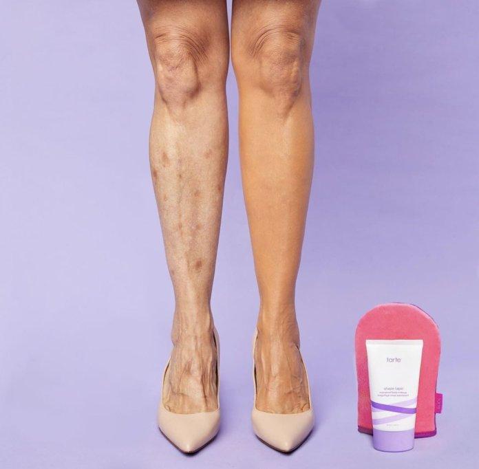Tarte Shape Tape Waterproof Body Makeup New March 2020
