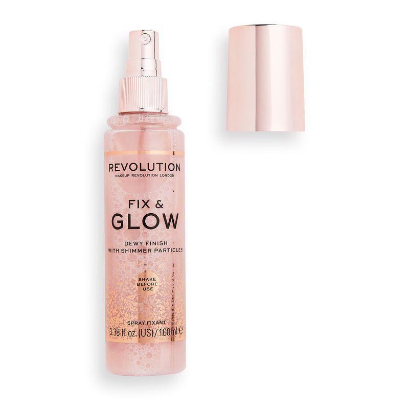 Revolution Fix Glow Dewy Finish