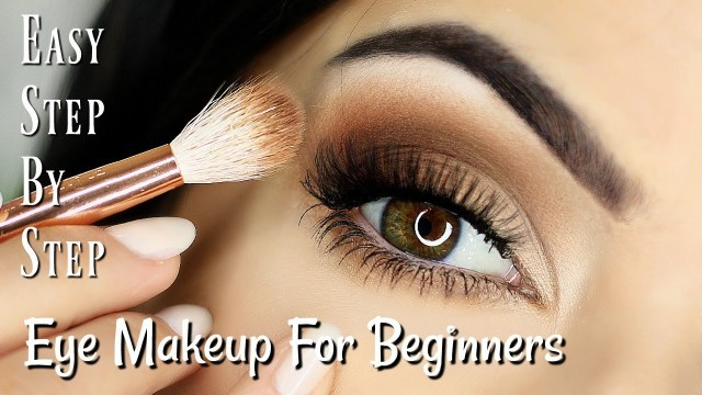 Ball Eye Makeup Beginner Eye Makeup Tips Tricks Step Step Eye Makeup For All