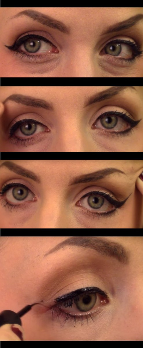 Best Makeup Eyes 32 Best Makeup Tips For Deep Set Eyes The Goddess
