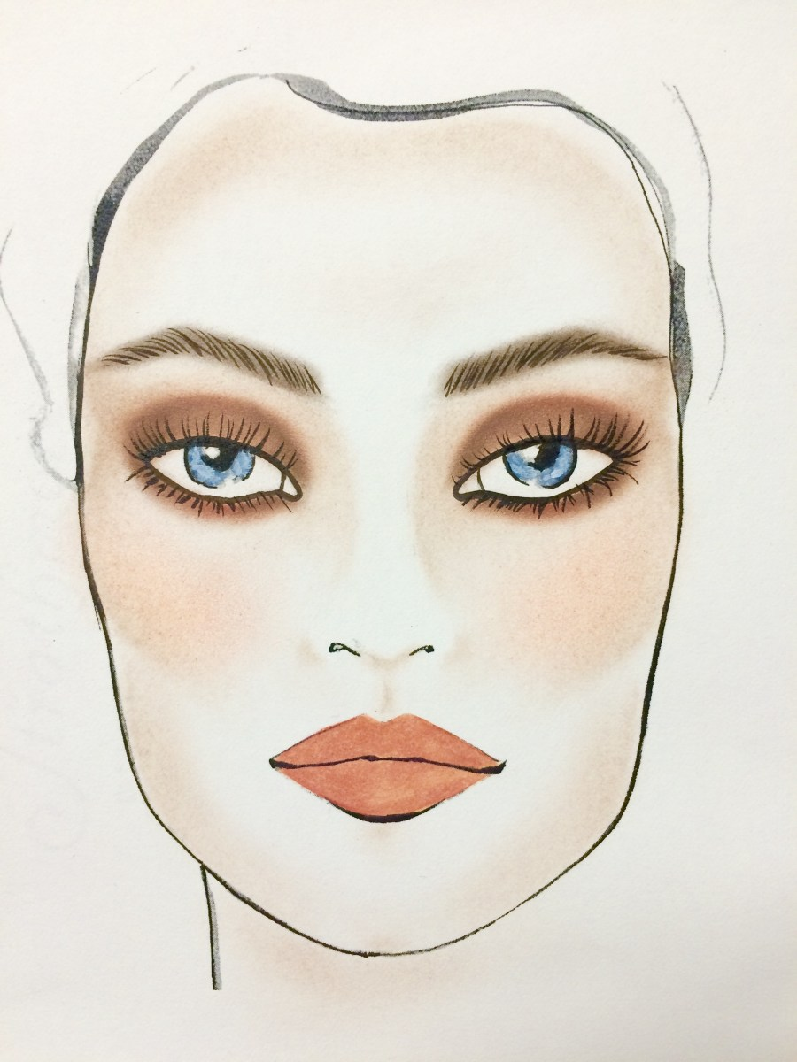 Best Makeup Eyes The Most Beautiful Makeup For Blue Eyes Huffpost Life