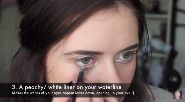 cf17c6df711 Big Eyes Makeup Tutorial How To Make Your Eyes Look Bigger Makeup Tutorial
