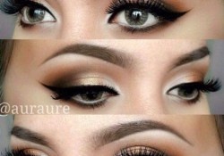 Cat Eye Prom Makeup Cat Eye Prom Makeup Eye Makeup