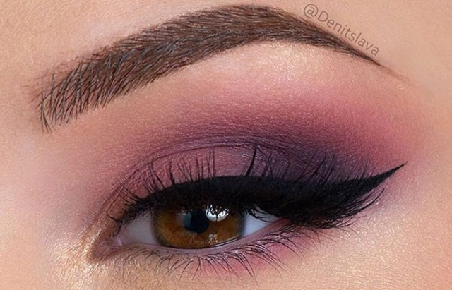 Deep Purple Eye Makeup Eye Makeup For Brown Eyes 10 Stunning Tutorials And 6 Simple Tips