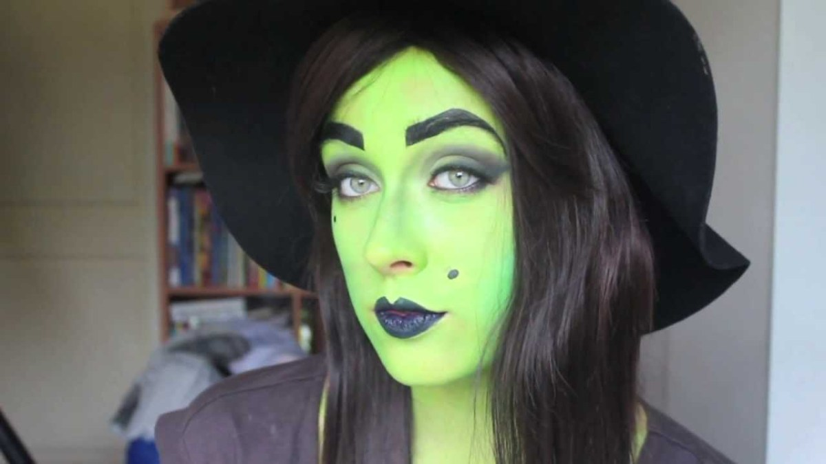 Devil Costume Eye Makeup Wicked Witch Of The West Makeup Ideas And Tutorials