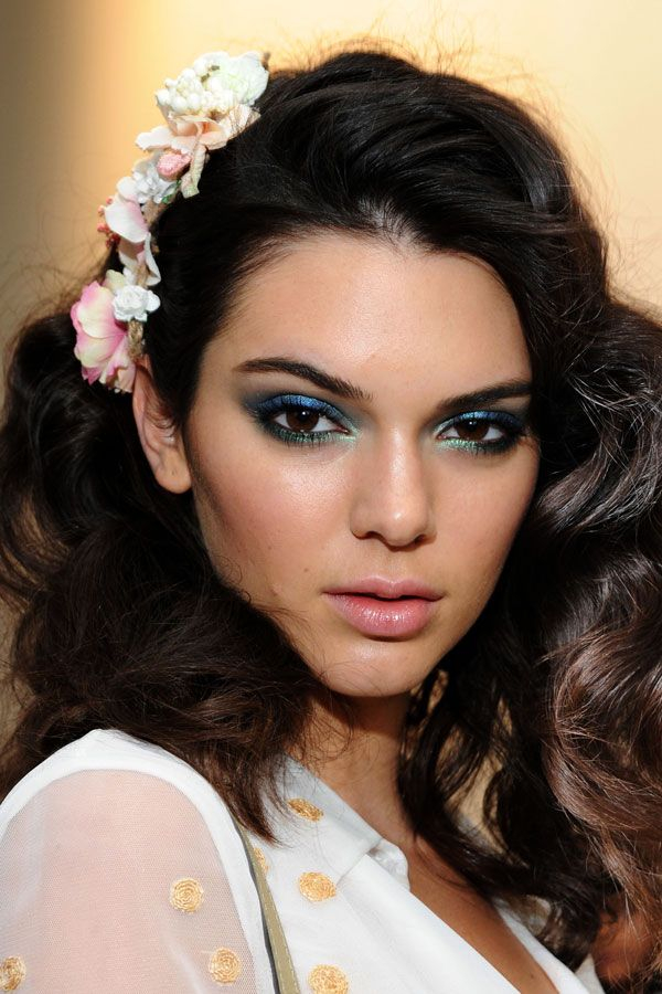 Eye Makeup For Beige Dress Match Makeup To Clothes Celebrity Beauty Tips