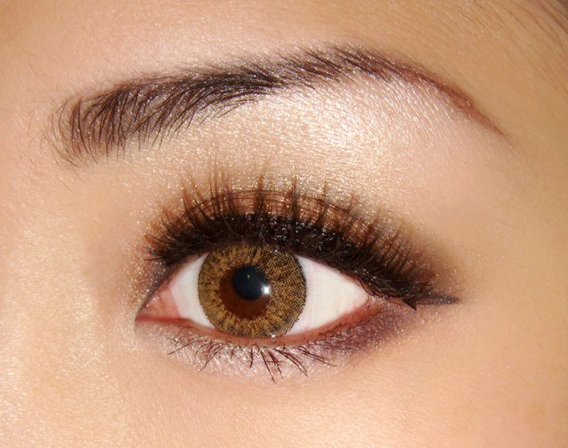 Eye Makeup For Brown Eyes Steps Makeup Tutorial How To Create A Simple Smoky Eye Makeup For Life