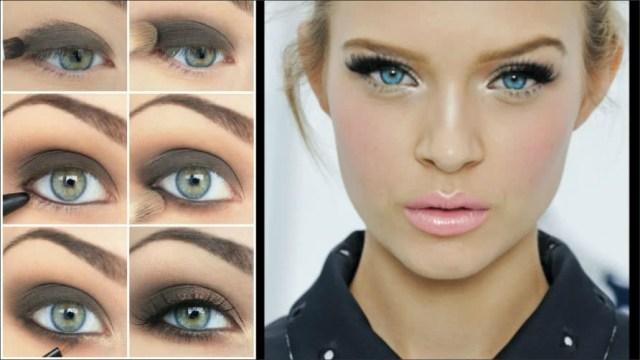 Eye Makeup For Small Eyelids Colours And Tricks The 10 Best Eye Make Up Tips For Small Eyes