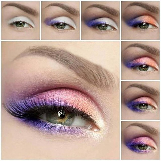 Eye Makeup Summer 33 Super Stylish Diy Summer Eye Makeup Tutorials To Take Care Of All