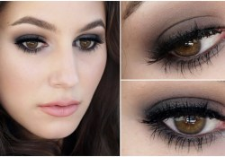 Eye Makeup With Black Dress The Little Black Dress Of Makeup Smokey Eye Tutorial Youtube