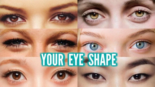 Eye Shapes For Makeup Most Flattering Eye Makeup For 7 Different Eye Shapes You Need To Know This