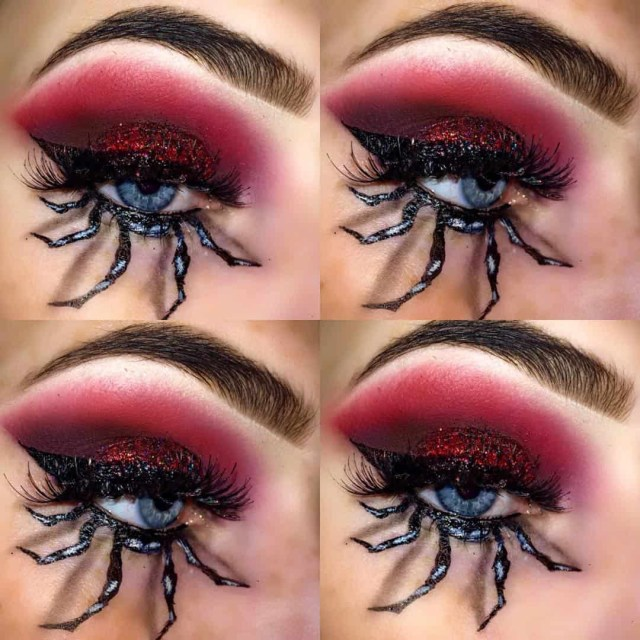 Halloween Eye Makeup 27 Sexy And Spooky Halloween Makeup Ideas Ritely