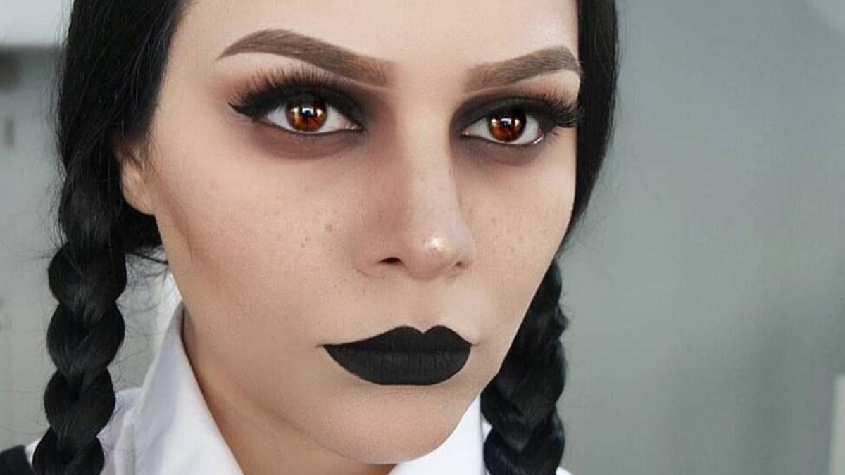 Halloween Eye Makeup 5 Easy Halloween Eye Makeup Looks