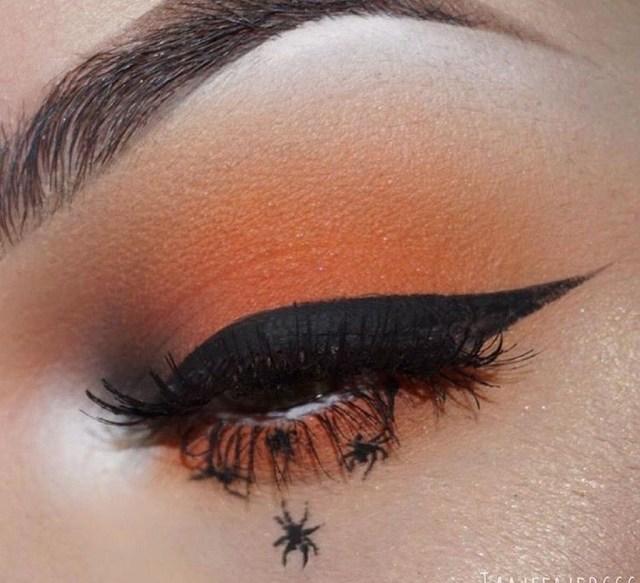 Halloween Eye Makeup Halloween Makeup Ideas 2018 Easy Scary Creepy Looks Outfits Ideas