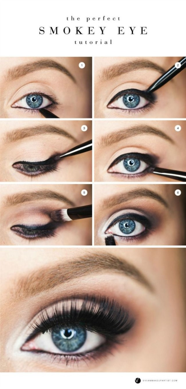 How To Apply Eye Makeup With Pictures Best Ideas For Makeup Tutorials How To Apply Eye Makeup For A
