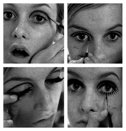 How To Do 60S Eye Makeup 50s 60s Eyes Suzy Clarke Make Up Artist